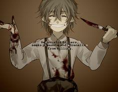 Hedonistic Killers, seeks pleasure and adrenaline from killing.