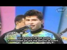 Una Aventura - Grupo Niche (Video Oficial) con letra HD