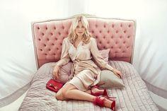 Jimmy Choo Fall 2015 x Kate Hudson
