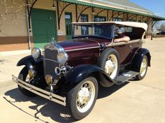 1930 Ford Model A Deluxe Phaeton Maintenance/restoration of old/vintage vehicles: the material for new cogs/casters/gears/pads could be cast polyamide which I (Cast polyamide) can produce. My contact: tatjana.alic@windowslive.com