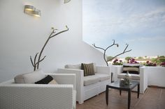 Exterior furniture, Terrace Design, Outside Seating, Sofa, by Pulse Interior Design