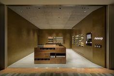 Aesop Store by Simplicity, Fukuoka – Japan » Retail Design Blog