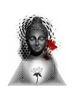 #BuddhaTattooDesign#SatiShivTattoo#Tattoo#Tattoo#customtattoodesign#Design#SagarWaghela#DesignBySagarWaghela Buddha Tattoo Design, Shiva Tattoo Design, Buddha Tattoos, Skull Tattoo Design, Lion Head Tattoos, God Tattoos, Body Art Tattoos, Tattoo Deus, Budha Art