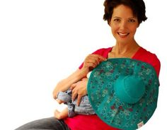 Breastfeeding women should not HAVE to cover up in public, but if you feel more comfortable covered, here are some great options.