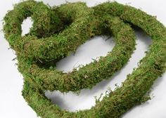 Preserved Moss Garland 10 ft what a great website!!!!!! Check it out!