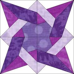 tangled star patchwork block - Google Search