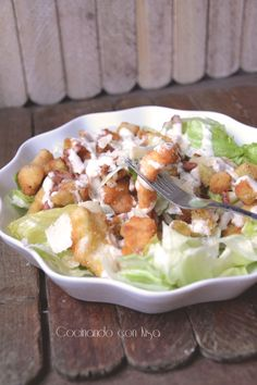 Potato Salad, Food And Drink, Chicken, Cooking, Ethnic Recipes, Foods, Future, Gastronomia, Healthy Salads