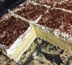 Bosnian Recipes, Croatian Recipes, Healthy Diet Recipes, Cooking Recipes, Cake Cookies, Cupcake Cakes, Macedonian Food, Toffee Bars, Kolaci I Torte