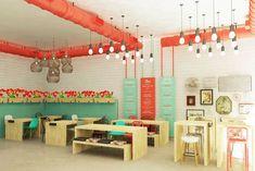 Vintage and Cofee « Interior Design « Masquespacio Diseño: Interiorismo, Comunicación y Diseño Gráfico Valencia