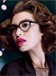 Nina Ricci Eyewear Spring / Summer 2013 Ad Campaign