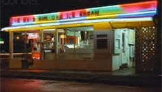 Anderson's Ice Cream -- Joplin Missouri Along Route 66 -- Mr. Anderson's ice cream was soooo good.  Closed in 1999, but has opened back up and they serve cinnamon rolls too.