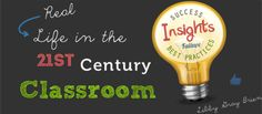 Life in the 21st century classroom - new series