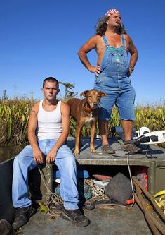 swamp people cast | Swamp People Pictures, Bruce Mitchell Photos, Nick Payne Pics - Photo ...