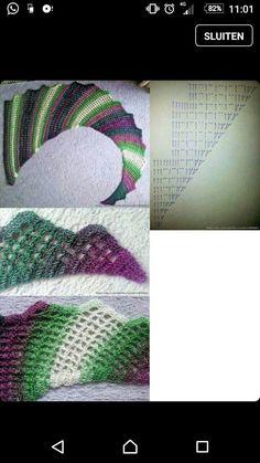 Sal modeli Crochet Diagram, Crochet Chart, Crochet Motif, Crochet Lace, Crochet Stitches, Crochet Patterns, Crochet Shawls And Wraps, Knitted Shawls, Crochet Scarves