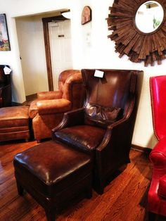 Shop Town And Country Furniture Leather Chairs And Ottomans, Club Chairs,  Leather Lift Chairs, And Recliner Collection By Flexsteel, Palliser And  Natuzzi.