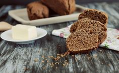 I have wanted to make Dark Roast Coffee Yeast Bread since receiving a special K-Cup pack from Tully's of their Extra Bold Kona Blend. I don't buy extra bold coffee very often, but when I Coffee Recipes, Bread Recipes, Fresco, Coffee Bread, Recipe Box, Yeast Bread, Dark Roast, Kitchen, Eggs