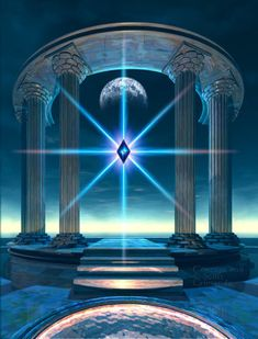 Temples Of Spiritual Light And Energy