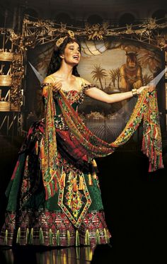 "a beautiful painting (?) of Sierra Boggess as Christine Daae! or is this a photo shoot?? anyway, she looks stunning in this picture! ""Think of Me"""