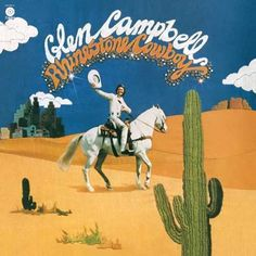 Glen Campbell Rhinestone Cowboy on Anniversary Reissue Newly-Remastered on Vinyl with Special Embossed LP Jacket!Released in July 1975 Best Song Ever, Best Songs, Glen Campbell Rhinestone Cowboy, Space Cowboys, Punk, Photo Wall Collage, Vintage Country, Lp Vinyl, Album Covers