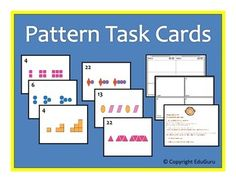 Task cards are a great tool for every mathematics class! It can be used for centers, small groups or for students working in pairs. I even sometimes use it for early finishers. They are also great to use for assessment as students have different cards and cannot copy answers from each other.