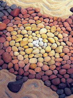 Land Art English   Creations in Nature