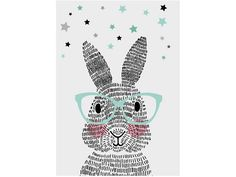 Mr. Rabbit poster | Posters |