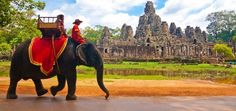 Vietnam & Cambodia in 10 Days (Hanoi, Vietnam) - Angkor Wat, Angkor Temple, Siem Reap, Cambodia Beaches, Cambodia Travel, Laos, Timor Oriental, Asia Continent, Vietnam Voyage