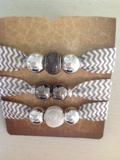 Elastic Ribbon, Elastic Hair Bands, Ribbon Bracelets, Beaded Bracelets, Hair Rubber Bands, Hair Ribbons, Hair Decorations, Diy Hair Accessories, Bandeau