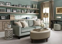 Glamorous Study Areas | Traditional Home