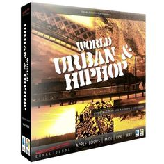 World Urban & HipHop Vol.4 MULTiFORMAT TEAM MAGNETRiXX | 26 September 2013 | 522 MB WAV MiDi REX2 AiFF 'World Urban & Hip Hop Vol 4′ brings a