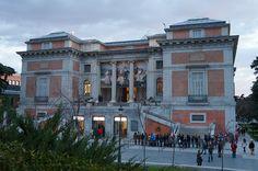 """Cartel de la Exposición """"Goya en Madrid"""" Museo del Prado #Cartel #Affiche #Arterecord 2014 https://twitter.com/arterecord"""