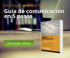 """E-book gratutio """"Guía de Comunicación"""" Especialmente diseñado para #pymes y #emprendedores #ebookgratis #marketing #publicidad #socialmedia"""