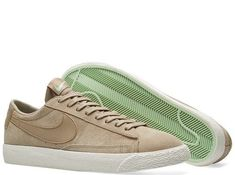 http://SneakersCartel.com Check Out The Nike Blazer Low Khaki Fresh Mint #sneakers #shoes #kicks #jordan #lebron #nba #nike #adidas #reebok #airjordan #sneakerhead #fashion #sneakerscartel