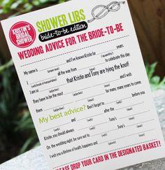 bridal shower games | Tumblr