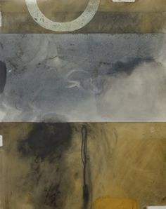 Cheryl Taves, Indwelling no.5, Oil, graphite and charcoal on mylar, 19 x 15 inches, 2009
