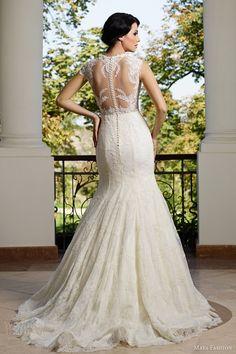 Maya Fashion 2015 Wedding Dresses — Limited Bridal Collection | Wedding Inspirasi