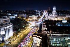 Madrid cerrará el centro al tráfico en 2018