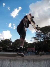 Local : Pista de Skate de Leme - SPmanobra : Boneless