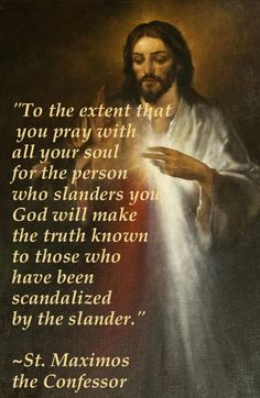 St. Maximos the Confessor....