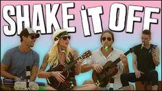 Shake It Off - Walk off the Earth - YouTube