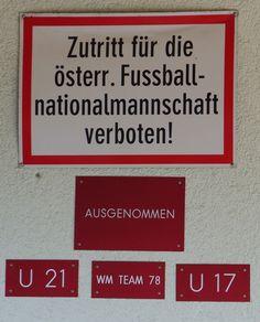 gesehen in Österreich