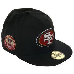 best website f1aa5 e6d6c Exclusive New Era 59Fifty San Francisco 49ers CSP Patch Hat - Black,    39.99 New