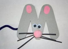 letter m crafts for preschoolers - Google Search