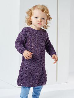 Ravelry: Nell Dress pattern by Sarah Hatton