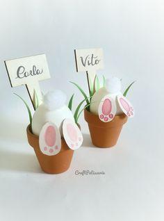 """Eccomi prontissima con un immancabile DIY di Pasqua. Ci tengo molto a proporre dei """"faidate"""" che possano creare un clima festoso in casa ed ancor meglio sulla tavola della festa. Per qu…"""