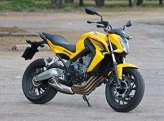 Motocykl Honda CB650F