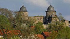 O castelo da Bela Adormecida em Sababurg