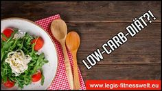#abnehmen #low-carb #lowcarb #diät Low Carb, Bamboo Cutting Board, Fitness, Kitchen, Losing Weight, Health, Cooking, Kitchens, Cuisine