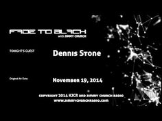 Ep.161 FADE to BLACK Jimmy Church w/ Dennis Stone, America's Stonehenge LIVE on air - Published on Nov 23, 2014 Dennis Stone joins us on the show to discuss in depth the place where he grew up...America's Stonehenge. The megalithic site has been dated to possibly 4000 years old...and many large carved stones blocks some weighing as much as 14 tons. It also has many astrological features and one that points directly to the original Stonehenge in the UK. #f2b #KGRA