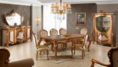 1 classical dining room